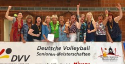 Ü49 holen DM-Bronze in Minden